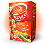 Royco tomaat groenten vermicelli 20st