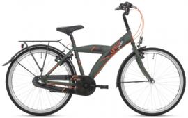 Bikefun Urban City N3 24 inch groen