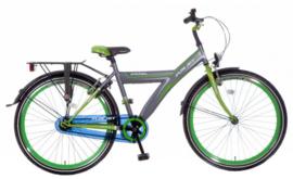 Popal Funjet 26 inch groen/ grijs