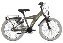 Bike Fun Camouflage 20 inch N3 Kaki / groen