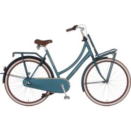 Cortina U4 N3 dames transportfiets Irish blue mat