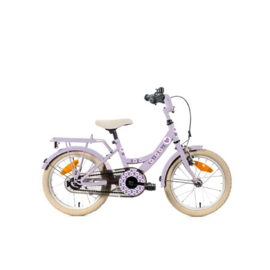 Bike Fun Lots of Love 16 inch mat lila