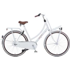 Cortina U4 N3 dames transportfiets Pearl white