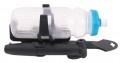 Bidon Survival kit met pomp en reparatieset