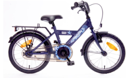 Bike Fun Camouflage 16 inch blauw