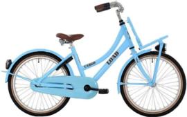 Bike Fun Cargo Load 20 inch licht blauw