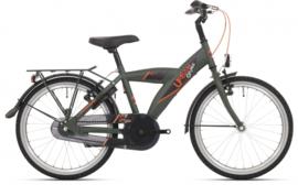 BikeFUn Urban City 20 inch groen