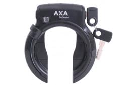 AXA Ringslot Defender zwart/zwart glans
