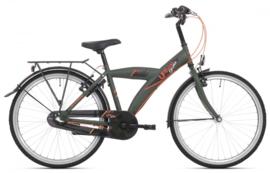 Bikefun Urban City N3 26 inch groen