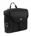 WILLEX Pakaftas 300 19L zwart/ groen