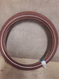 Buitenband licht bruin originele. 20x1.95