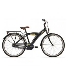 BikeFun Urban City 20 inch zwart