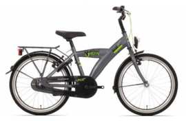 Bike Fun Urban rn Men 20 inch titanium