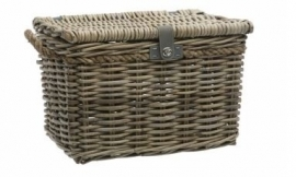 Rieten mand New-Looxs Melbourne Grey Large