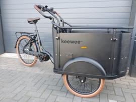 KeeWee Luxe E-bakfiets (driewieler)