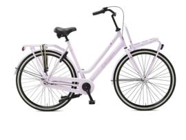 BSP Metropolis transportfiets shinny pink
