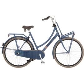 Cortina U4 N3 dames transportfiets Dull Blue