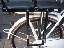 JoCo dubbel kinderzitje E-bike