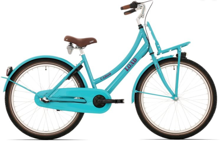 Bike Fun Cargo Load 24 inch N3 Greeny