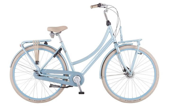 Puch Rock- S N7 Ice Silver Glans
