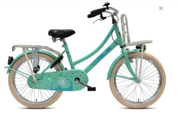 Vogue transporter 20 inch mint groen