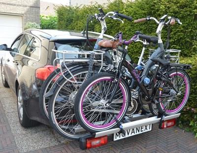 MovaNext Hulpstuk 3e fiets