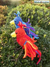 Feng fantasie vogel