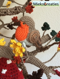 Robin crochetpattern