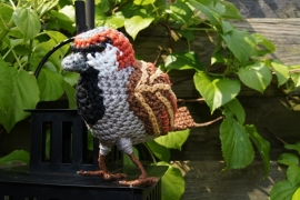 House Sparrow Crochetpattern