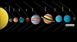 Solar System crochetpattern