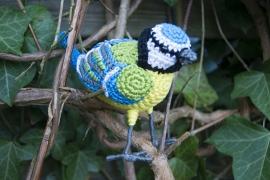 Blue Tit crochetpattern