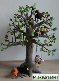 Häkelanleitung Baum