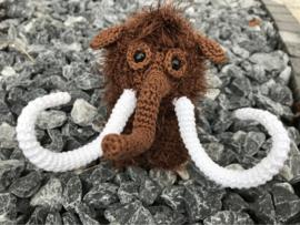 Mammoth crochetpattern