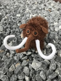 Mammoth crochetpattern
