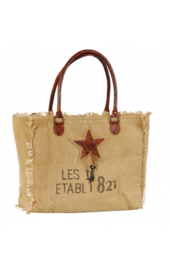 Terre Rouge Canvas Bag