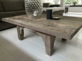Salontafel oud hout - Chinees