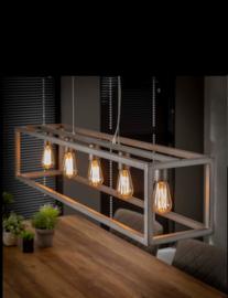 Hanglamp 5 lamps