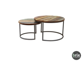 BRIX tafel Jimmy, set van 2