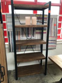 Wandrek boekenkast