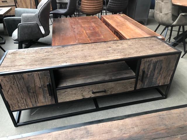 TV meubel railway wood 150