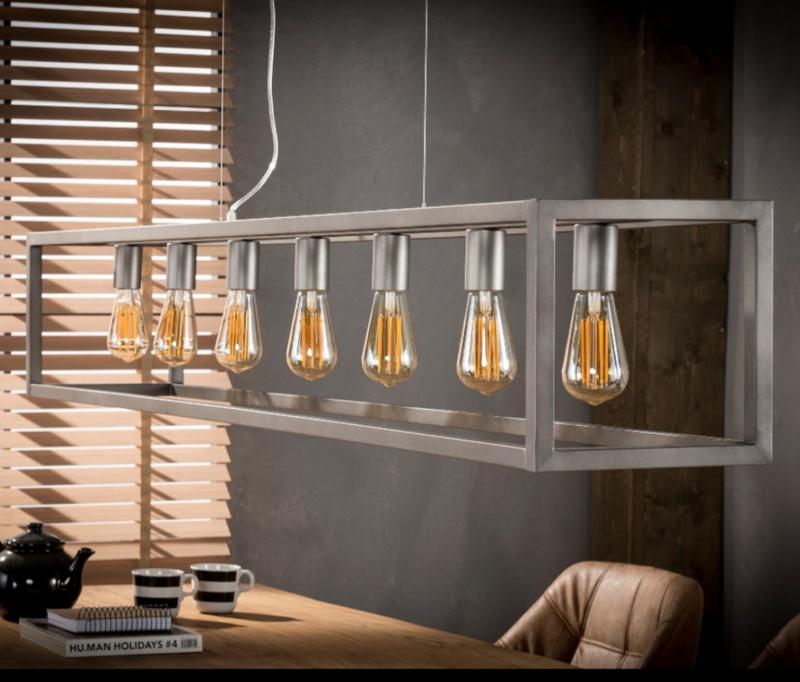 Hanglamp 7 lamps