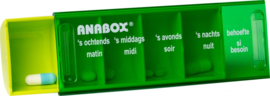 Losse anabox dagbox