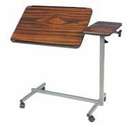 Bed- en stoelleestafels