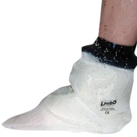 Beschermhoes gipshoes volwassene voet waterdicht
