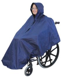 Poncho voor rolstoel