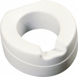 Toiletverhoger schuimrubber waterafstotend