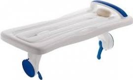 Badplank extra stevig met zuignappen