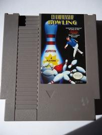 Championship Bowling Nintendo NES 8bit (C.2.3)