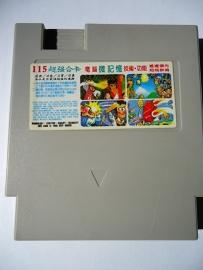 115 in 1 Multirom Nintendo NES 8bit (C.2.6)
