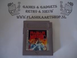 Radar Mission Nintendo Gameboy GB / Color / GBC / Advance / GBA